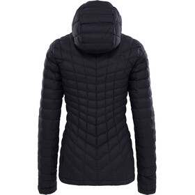 The North Face Thermoball Hoodie Veste Femme, tnf black matte